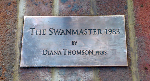 The Swanmaster Plaque
